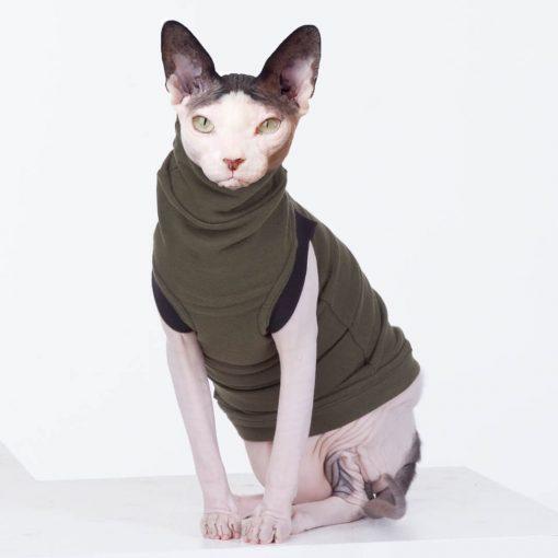 sphynx-cat-clothes-JF_OliveBlk_9995-sphynx-cat-wear