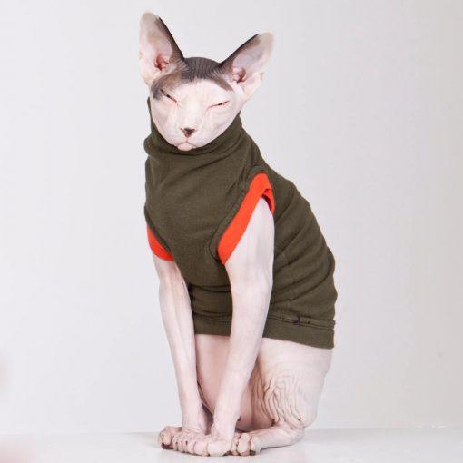 sphynx-cat-clothes-JF_OliveOrange_5682-sphynx-cat-wear