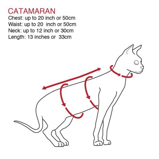 sphynx-cat-clothes-Catamaran-sphynx-cat-wear-SizeChart