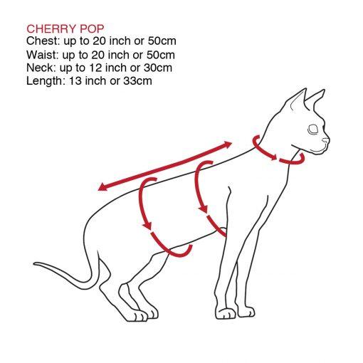 sphynx-cat-clothes-Cherry-Pop-sphynx-cat-wear-SizeChart