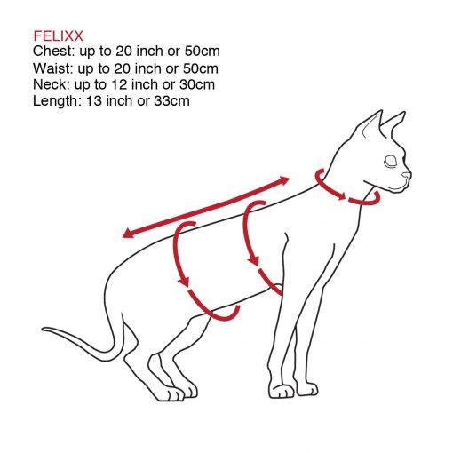 sphynx-cat-clothes-Felixx-sphynx-cat-wear-SizeChart
